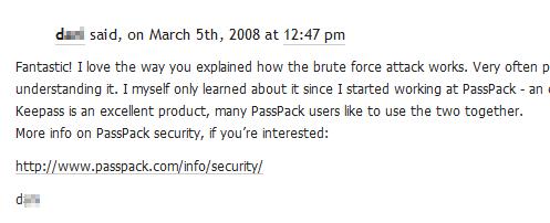 Passhack Spam2