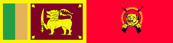 Meet the odd couple : The Sri Lankan government vs the Tamil Tigers or LTTE