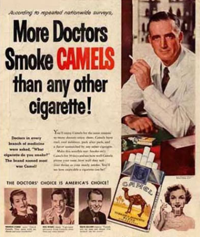 I wonder if any of these doctors are still alive... Probably not.