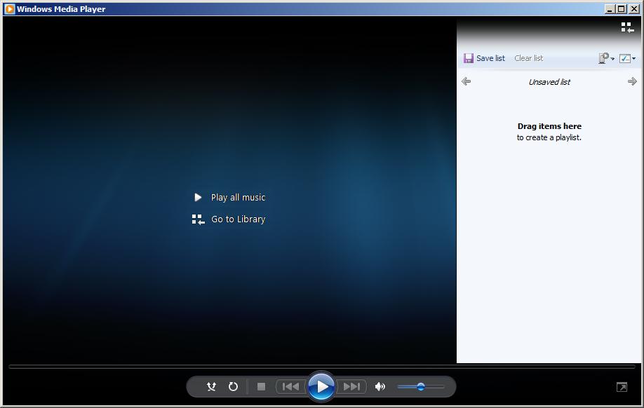 windows media player 2010 free
