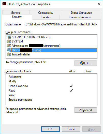 How to remove Flash from Windows 10 | This page